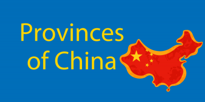 Provinces of China // The Complete Guide to China's 34 Divisions