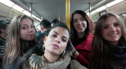 Taking the Beijing Metro