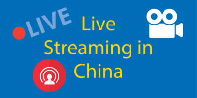 Live Streaming in China // A Huge Craze Unrivalled Worldwide