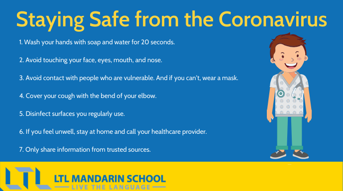Staying Safe from the Coronavirus - LTL's Complete Guide