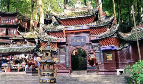 Things to do in Chengdu - Mount Qingcheng