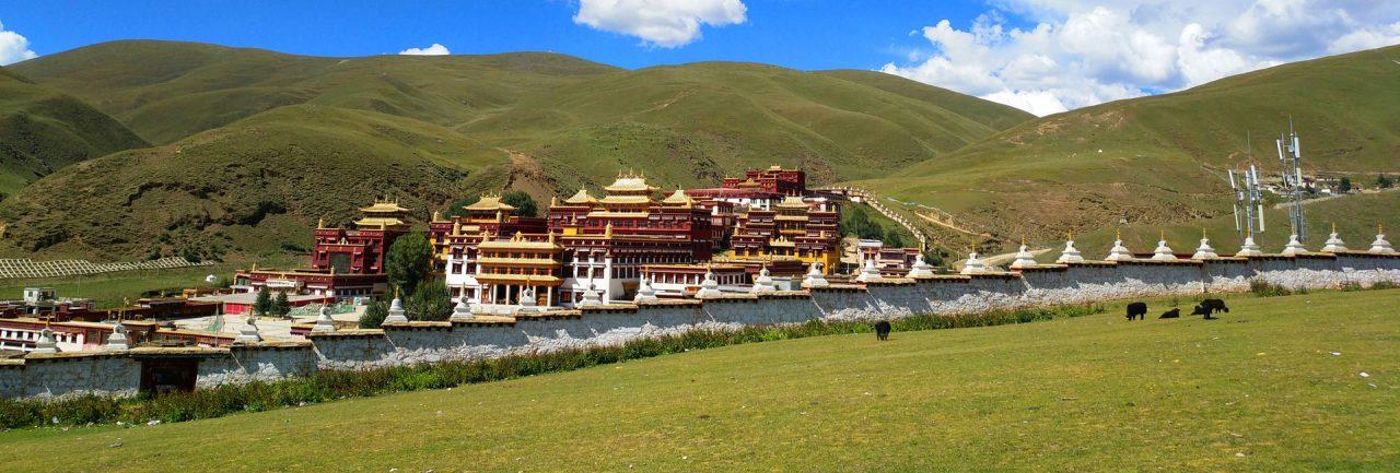 Travel Sichuan - Litang