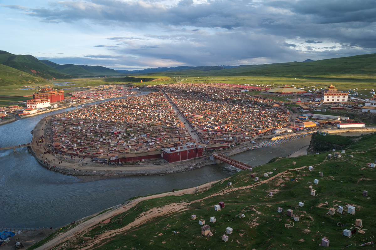 Travel Sichuan - Yaqing Temple