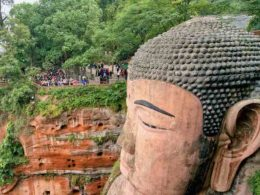 Things to do in Chengdu - Visit the Big Buddha